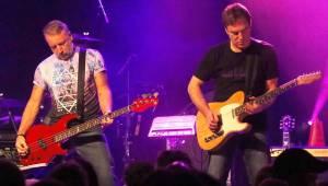 Peter Hook na brněnské Flédě oživil New Order i Joy Division