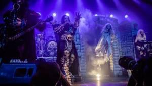 V pardubickém Ideonu řádili démoni, Lordi se loučili s českými fanoušky