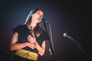 Sophie Hunger zpět v Praze: V Akropoli představila svoje Molekuly