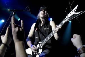 Michael Schenker Fest: V Roxy se po boku ikonického kytaristy vystřídali čtyři zpěváci