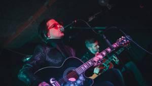 Niceland a Smrtislav odehráli společný koncert v Café V lese