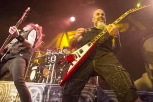 Anthrax v Roxy stvrdili příslušnost k velké čtyřce thrash metalu