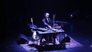 Iva Bittová, Lenka Dusilová a Monika Načeva byly v Brně na pódiu opět Spolu