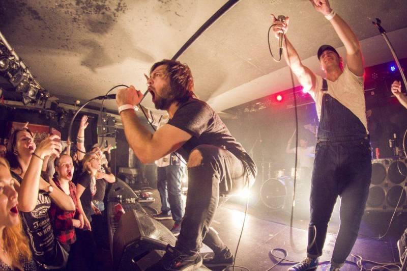 Imodium a Portless rozbouřili Rock Café a ohlásili plány na příští rok