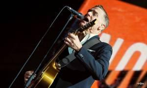 Bryan Adams zakončil v Ostravě své Evropské tour.