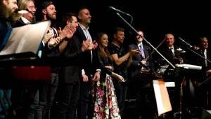 Poctu Radimu Hladíkovi vzdali v Brně B-Side Band, Honza Křížek, Roman Dragoun a další