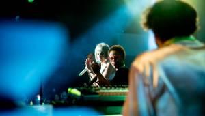 Monkey Business pokřtili v Lucerna Music Baru novou desku. S Tonyou Graves i Annou Fialovou