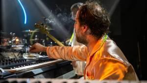 Monkey Business pokřtili i do třetice novou desku ve vyprodaném Lucerna Music Baru