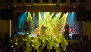 Black metal ovládl Plzeň, zahráli Törr, Root a Fata Morgana