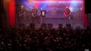 Harlej v Boskovicích několikrát přidával, bavila i Rocksana s jedenáctiletým bubeníkem