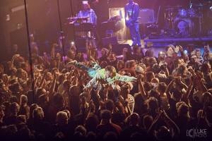 Monkey Business zakončili turné Maximum Power v Brně, diváci nosili Matěje Rupperta na rukou