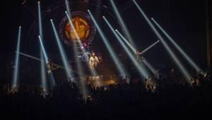 Rybičky 48 odehráli v Brně svůj zatím největší koncert. Před pěti tisíci lidmi křtili novou desku