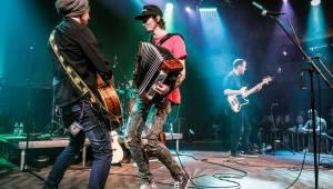 Xindl X uzavřel turné Sexy Exity třemi koncerty v Lucerna Music Baru