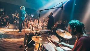 Vypsaná Fixa rozjela v Lucerna Music Baru svůj tradiční vánoční večírek