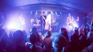 Mandrage V klubu: Beznadějně vyprodané Rock Café a silná atmosféra