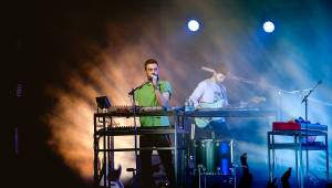Bastille: Z Brit Awards rovnou do Fora Karlín