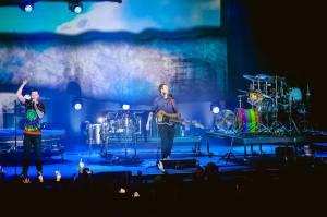 Bastille: Z Brit Awards rovnou do Fora Karlín