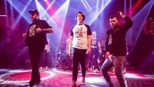 Megaton Fashion Show: Rockové hvězdy předvedly svůj mechandising a podpořily děti z projektu Bojovat srdcem