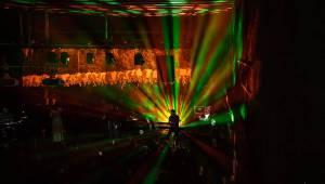 Laibach zavítali do Brna. Dvouhodinový koncert zakončili v country stylu