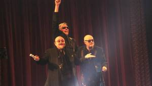 Vokální soubor 4TET s novou show vyprodal hodonínský kulturní dům