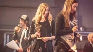 Žebřík poznal vítěze. V Plzni si ceny vyzvedli Tomáš Klus, Marek Ztracený, Marpo i Monkey Business