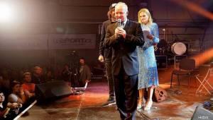 Co se dělo v zákulisí Žebříku: Z cen se radovali Tomáš Klus, Barbora Poláková, Marek Ztracený a další