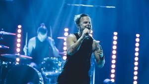 Evropa 2 rozdávala ceny. Na afterparty ve Foru Karlín hráli The Rasmus i Chinaski