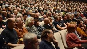 Ian Anderson oslavil v Praze padesát let Jethro Tull
