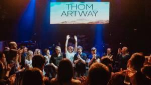 Thom Artway a David Stypka v Olomouci ohromili hity i lidským přístupem
