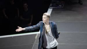 My Name Is Mikolas Josef. Hvězda Eurovize poprvé zazářila v pražském Foru Karlín