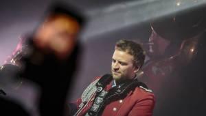 Techno dechovka ovládla Roxy: Němečtí Meute spustili svůj pochodový rytmus