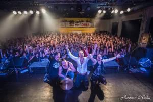 Rybičky 48 to stále baví: Předposlední zastávku jarního turné ve Zlíně vyprodali