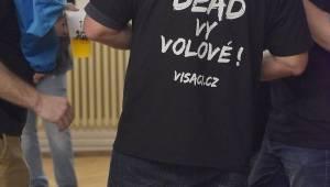 Punkový večírek v Plzni: Visací zámek a SPS slavili narozeniny svých členů