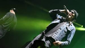 Hollywood Undead šlehali v Praze plameny. Předskakovali jim John Wolfhooker