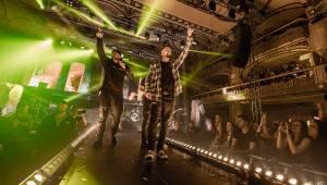 Marpo a TroubleGang řádili v Lucerně. Završili tím jarní Anarchy tour