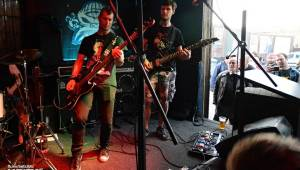 Na festivalu Punx And Summer v Modré Vopici zahrála i punková legenda Šanov 1. Vystoupili také RV4 nebo TASS