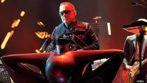 Audiovizuální show Vivaldianno znovu obsadila O2 arenu, k divákům promlouval Pierce Brosnan