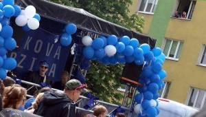 Brněnský Majáles: Kryštof, Rybičky 48, Horkýže Slíže, Marek Ztracený a další zvítězili nad deštěm