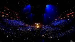 Leoš Mareš podruhé obsadil O2 arenu, předvedl velkolepou show s Karlem Gottem, Markem Ztraceným nebo Queenie