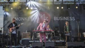 Monkey Business po roce znovu roztančili Žluté lázně