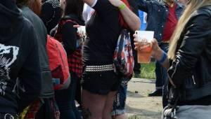 Narozeniny Tří sester slavili v pátek SPS, Plexis, Pipes and Pints i britští Cock Sparrer