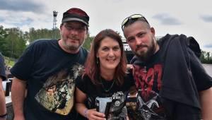 Metalisté dorazili do Plzně. Hvězdami prvního dne Metalfestu byli Powerwolf nebo Hammerfall