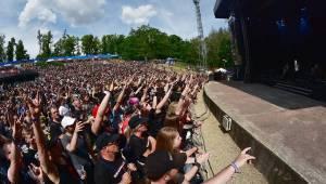 Druhý den Metalfestu v Plzni: Amon Amarth odpálili ohně, vystoupili i Stratovarius nebo Imminence