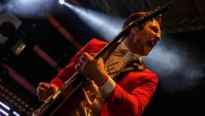 Rockový slunovrat v Řevnicích vrcholil s Royal Republic, bavili také Kapitán Demo nebo Wohnout
