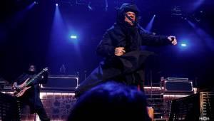 Slipknot ve svých hrůzostrašných maskách po třech letech opět naplnili O2 arenu