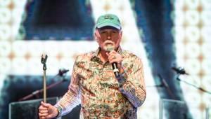 Beach Boys zahráli po padesáti letech v pražské Lucerně