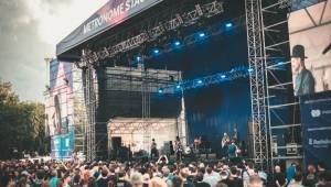 V první den Metronome festivalu vystoupili Liam Gallagher, Morcheeba nebo Pražský výběr