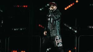 Backstreet Boys byli po deseti letech v O2 areně. Zaplněná hala je vítala i podprsenkami