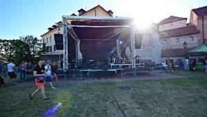 Tata Bojs si v Brně na Špilberku užívali letní atmosféry. Vystoupili také Ghost Of You