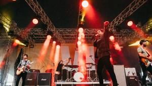 Rock For People: Bring Me The Horizon bojovali se zvukem, zazářili Idles